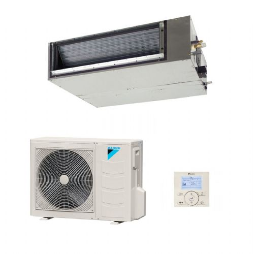 Daikin Air Conditioning Concealed Ducted Inverter Heat Pump FNA